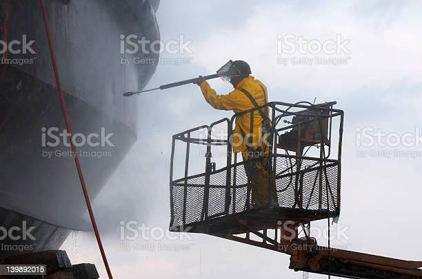 Powerwaschung Stockfoto und mehr Bilder von Arbeiten