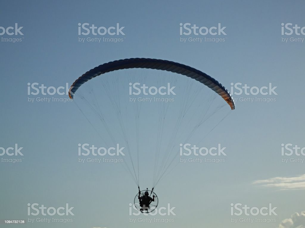 Powered Paragliding Is Also Known As Paramotoring Or Ppg
