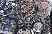 istock Powerful engine 467624678