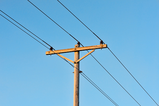 Power/Telephone Poll