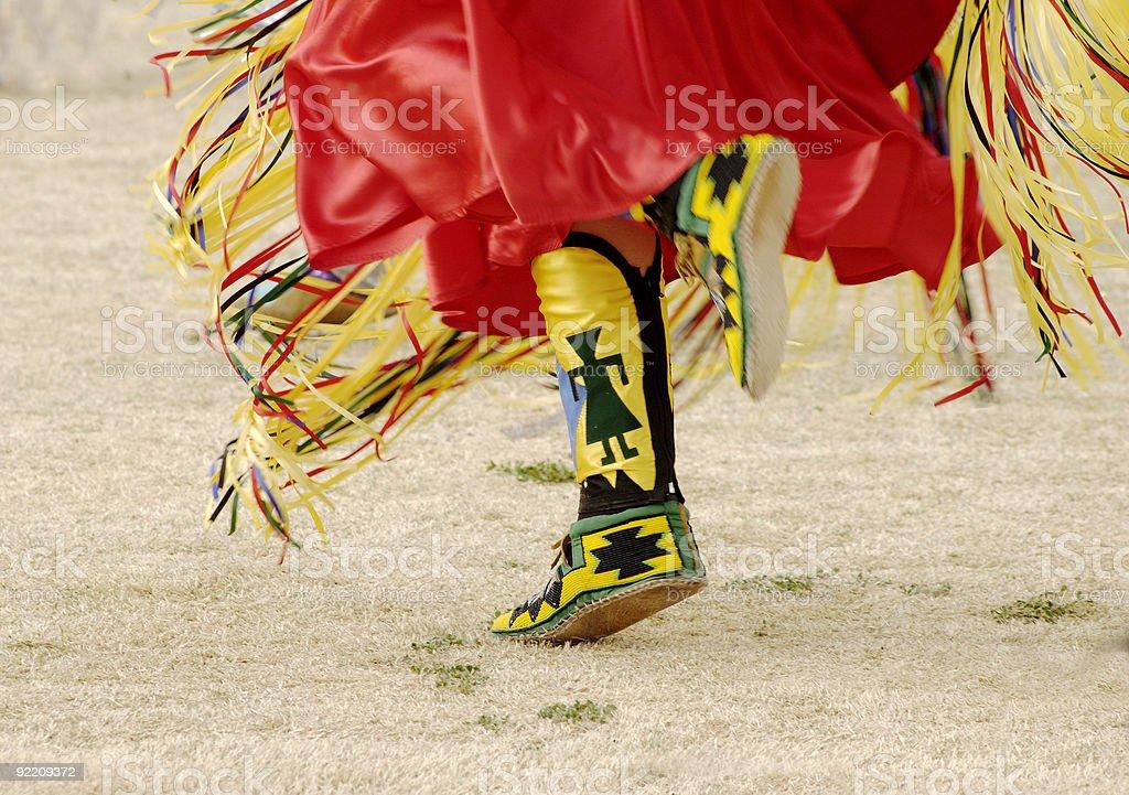 Powwow 6 stock photo