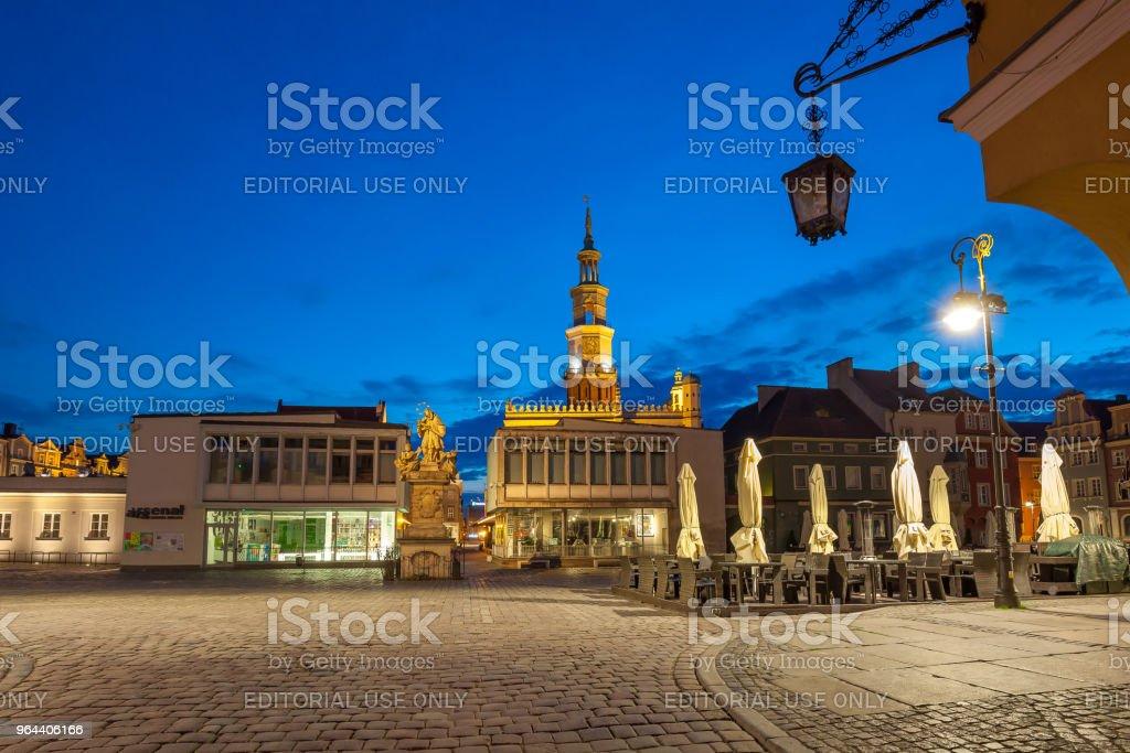 Poznan - Royalty-free Architecture Stock Photo