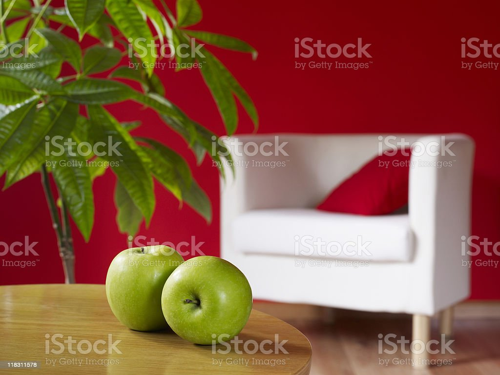 Äppel royalty-free stock photo