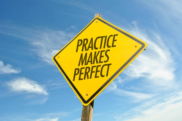 practice makes perfect - practice stock pictures, royalty-free photos & images