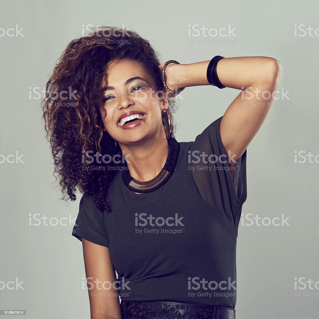 Practice positivity everyday stock photo