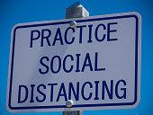 istock Practice Social Distancing 1258042644