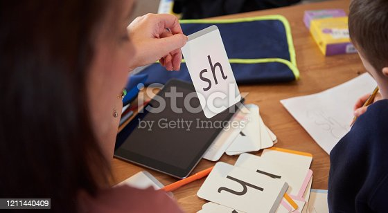 858130938 istock photo Practicing words 1211440409