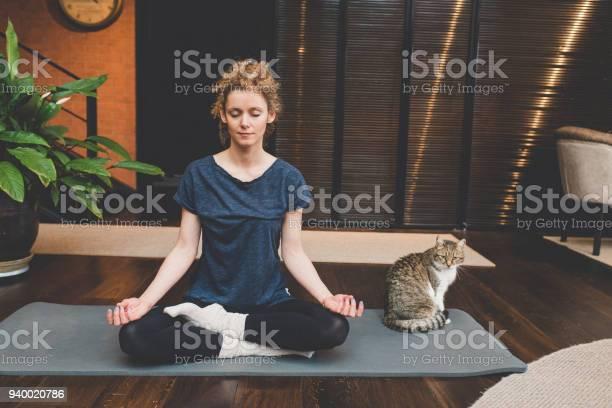 Practicing yoga at home picture id940020786?b=1&k=6&m=940020786&s=612x612&h=pcpgaxqwtssar1akb8yv4oa8e rmv4lu v67xphs36o=