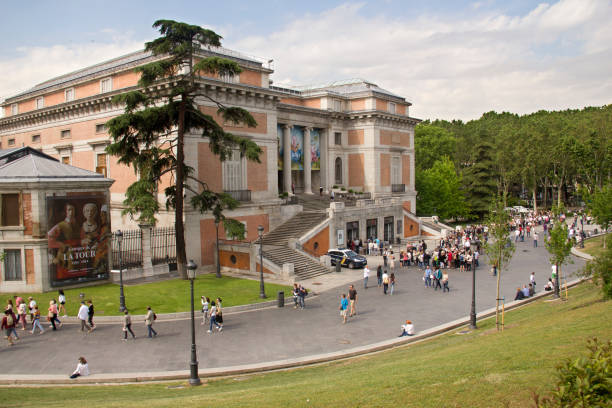 Museo del Prado in Madrid, Spanien – Foto