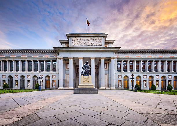 Museu do Prado - foto de acervo