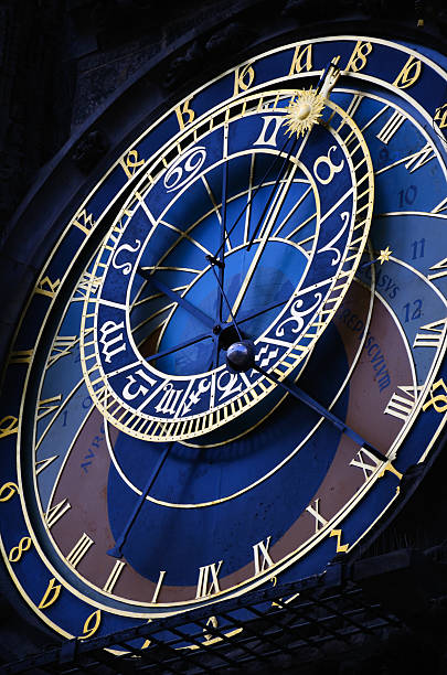 Prague Astronomical Clock Prague Astronomical Clock (Prague Orloj) was first installed in 1410, making it the third-oldest astronomical clock in the world and the only one still working. astronomical clock prague stock pictures, royalty-free photos & images