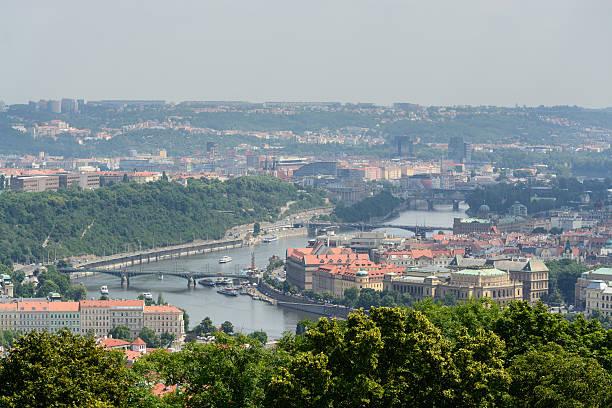 Pontes de Praga - foto de acervo