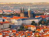 istock Prague Castle 491487428