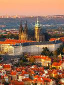 istock Prague Castle 491621148