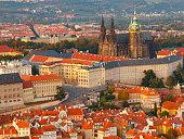 istock Prague Castle 491921320