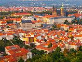 istock Prague Castle 492104568