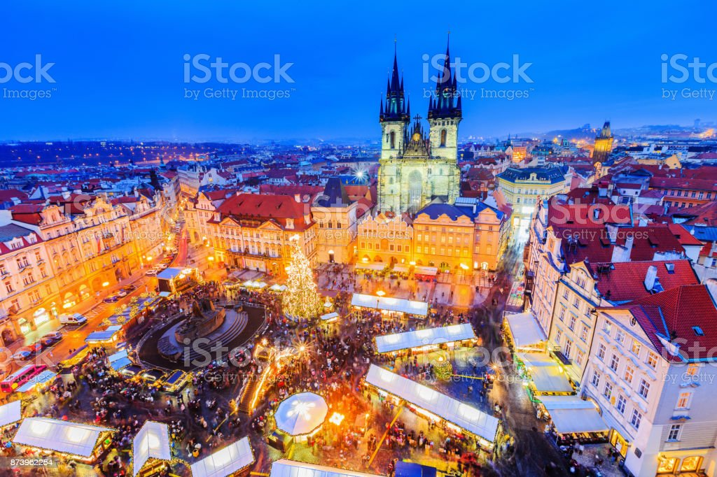 Prague, Czech Repubilc. stock photo