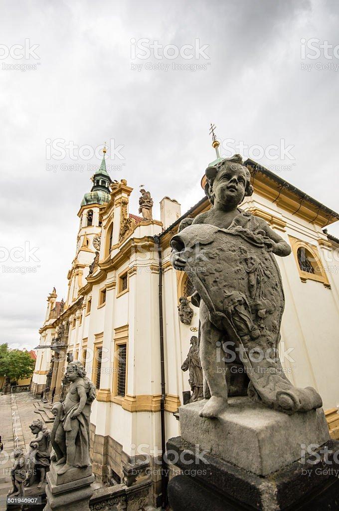 Prague, Czech Republic stock photo
