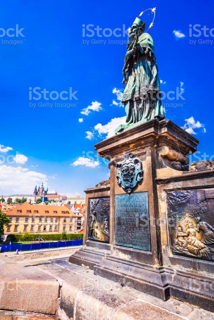 Prague, Czech Republic zbiór zdjęć royalty-free