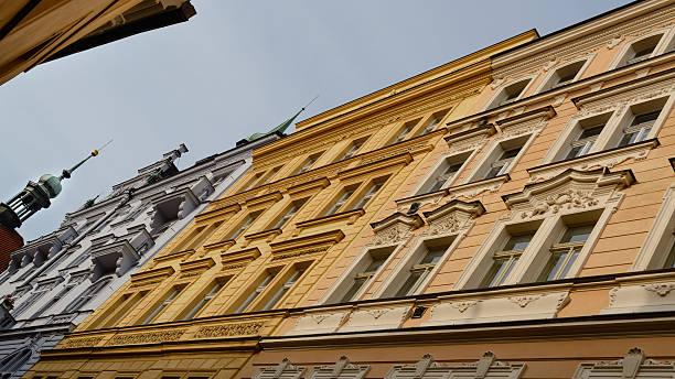 Prague Old town - foto de acervo