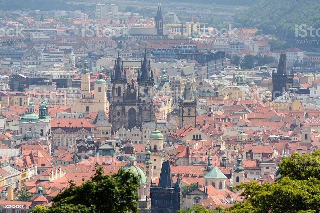 Prague Old town foto royalty-free
