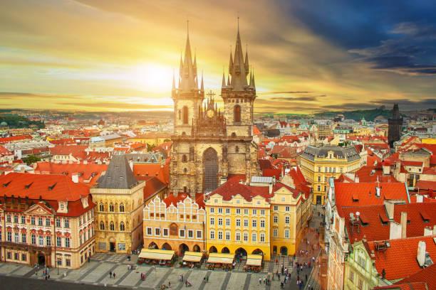 Prager Altstädter Platz Tschechien – Foto