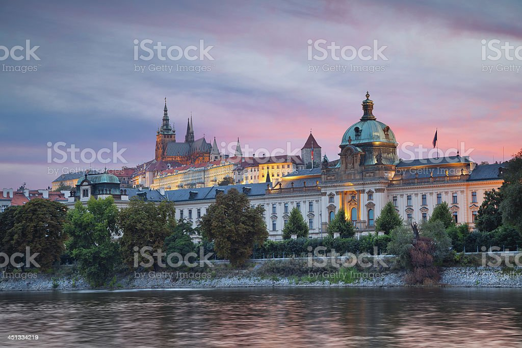 Prague. royalty-free stock photo