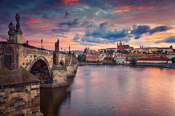 prague. - czech republic stock pictures, royalty-free photos & images