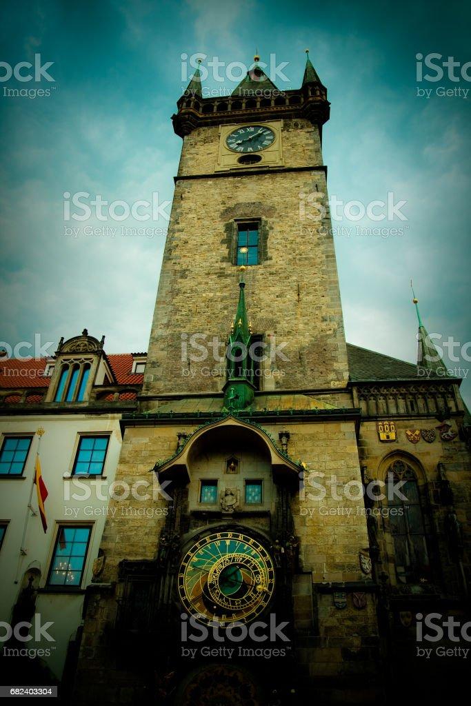 Prague Lizenzfreies stock-foto