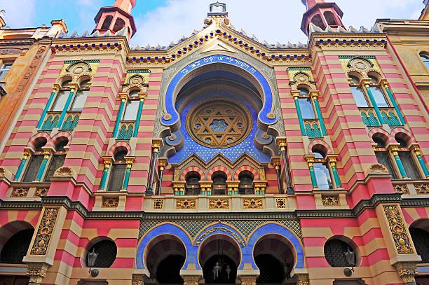Prag Synagoge – Foto