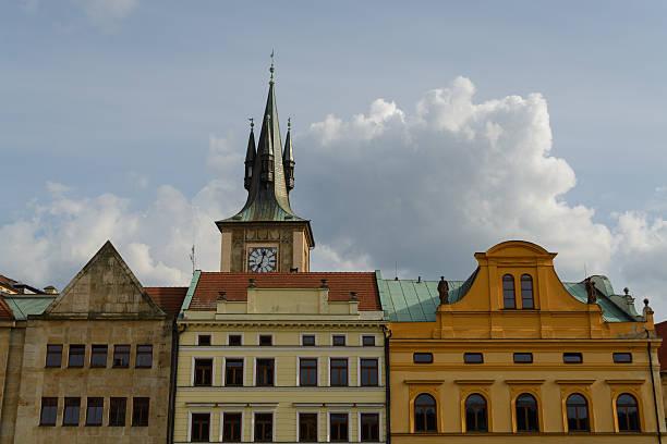 Torre de Praga - foto de acervo