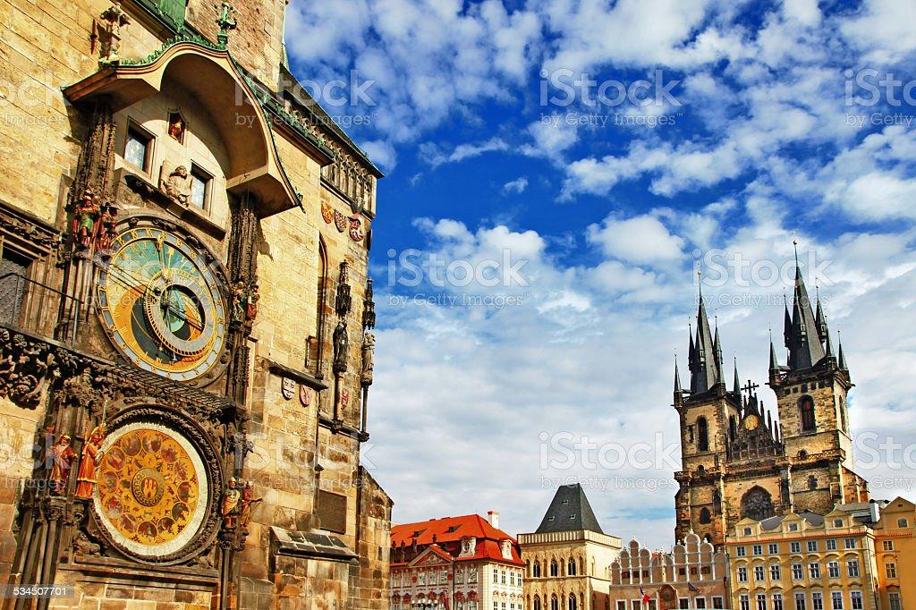 Prague,Czech Republic stock photo