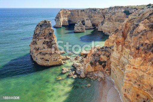 Praia da Rocha, Algarve region, Portugal