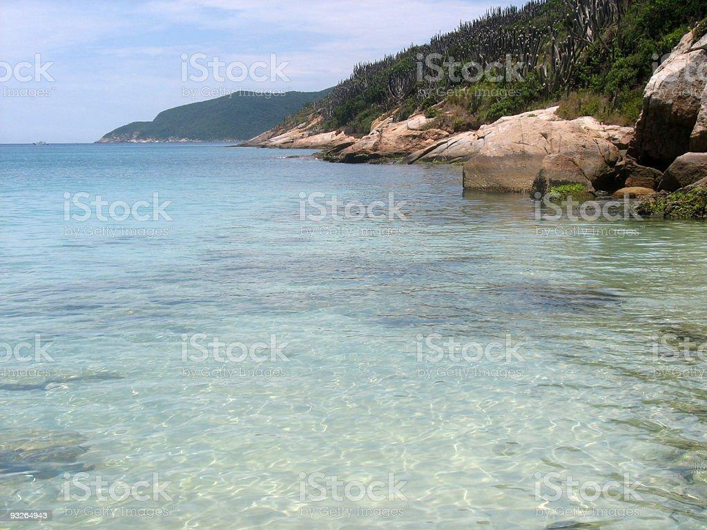 Praia Do Forno, Brasil - foto de acervo