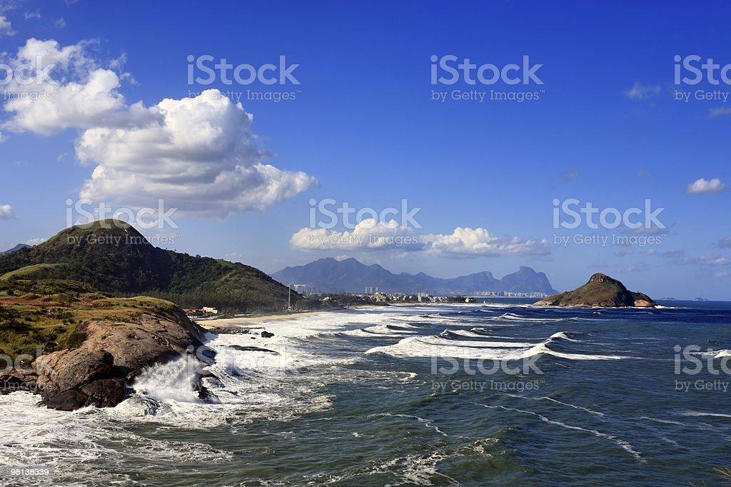 prainha beach royalty-free stock photo
