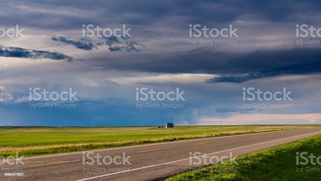 Prairie Landscapes stock photo