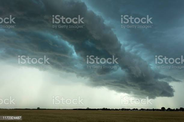 Photo of Prairie Storm Saskatchewan Canada