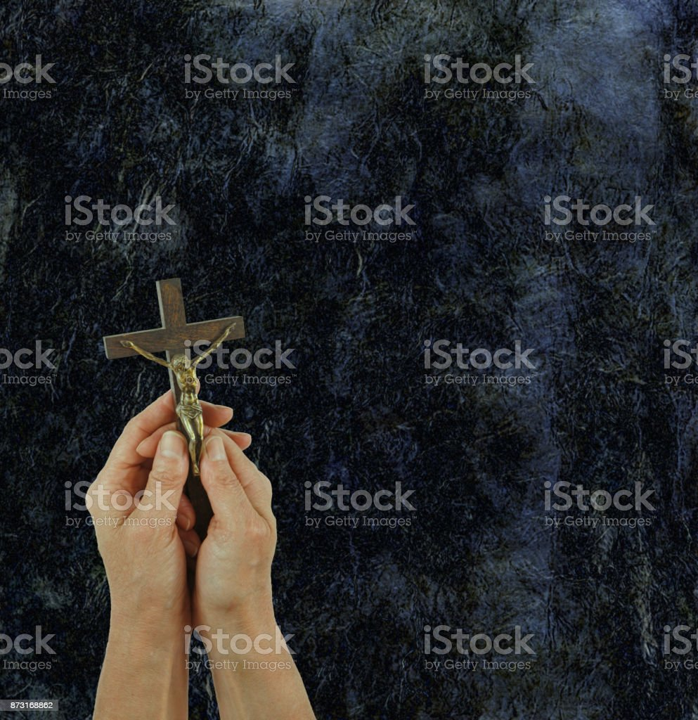 Praise the Lord Background stock photo