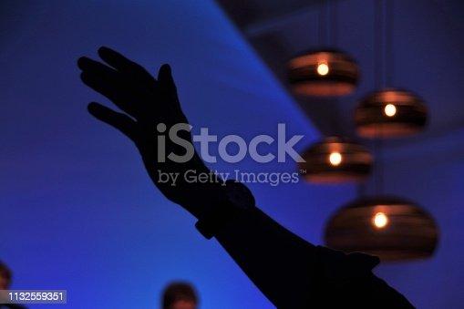 Praise concert in Church