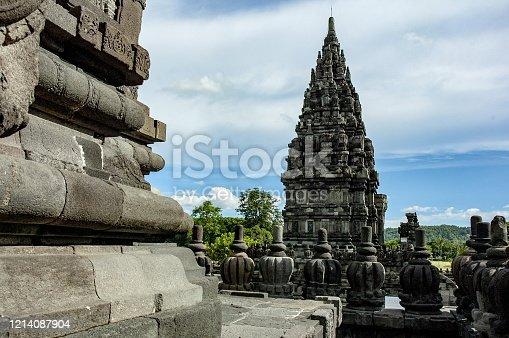 istock Prambanan temple 1214087904