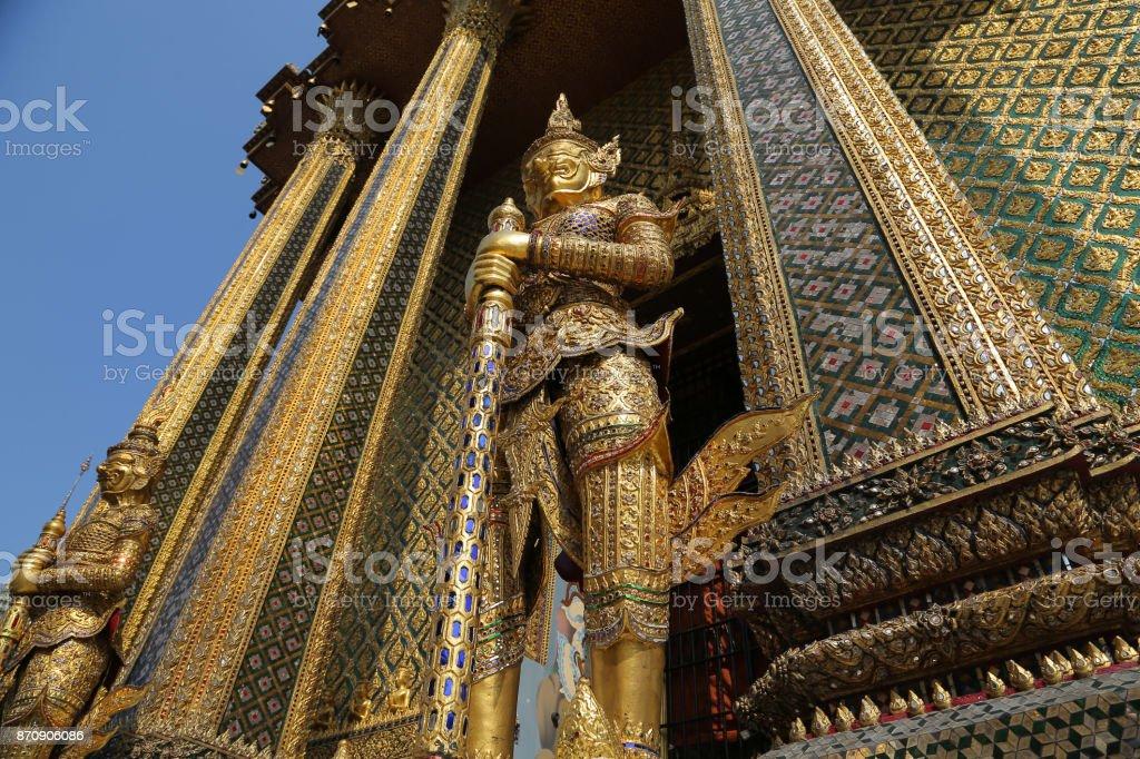 Prasat Phra Thep Bidon, Phra Borom Maha Ratcha Wang, Grand Palace foto