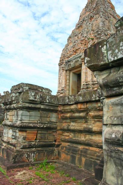 Prasat Pre Rup in Siem reap stock photo