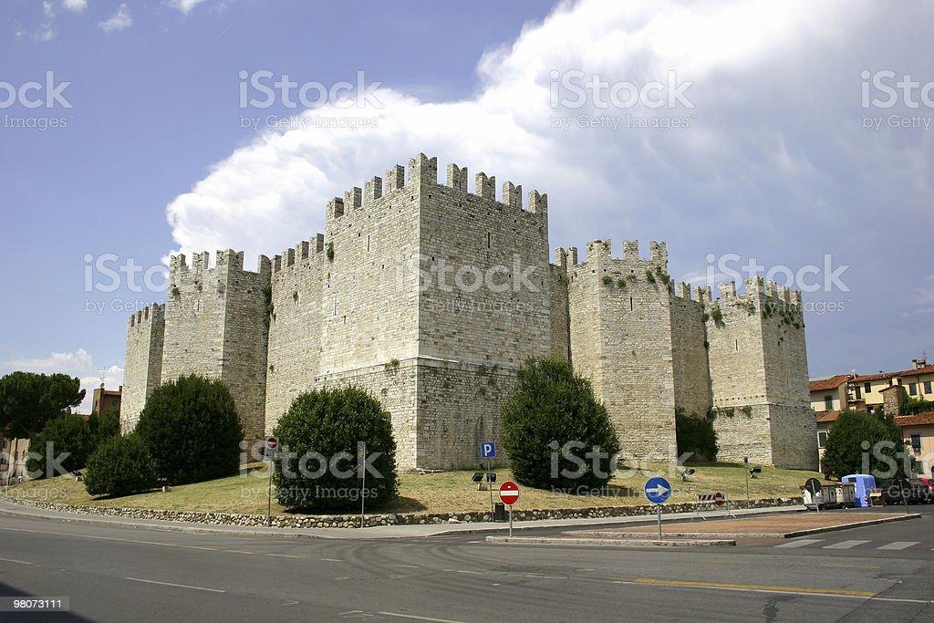 Prato, Tuscany royalty-free stock photo