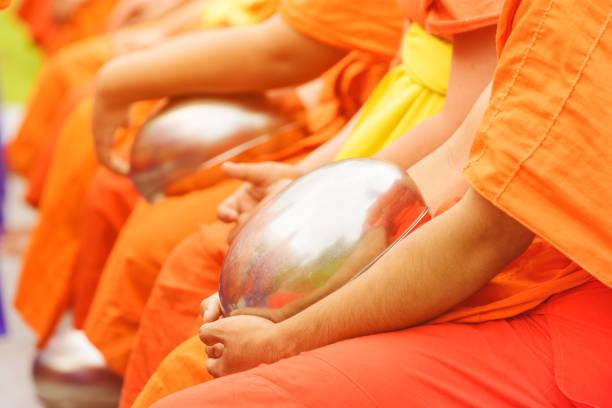 Beten Sie für Vertrauen in Buddhismus – Foto