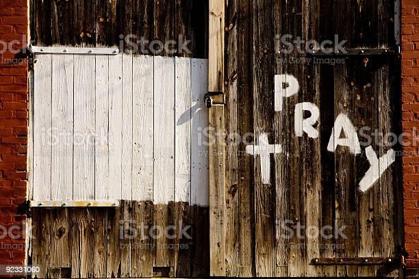 Pray Stock Photo - Download Image Now