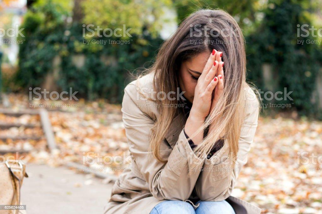 Prayer stock photo