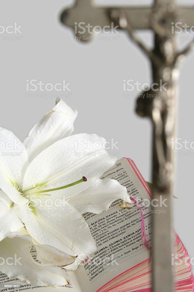 Prayerbook stock photo