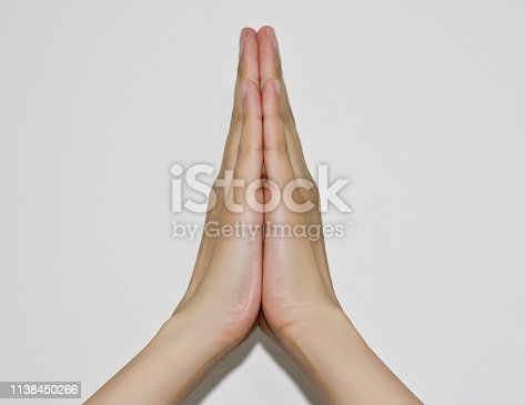1035928092istockphoto Praying for the best 1138450266