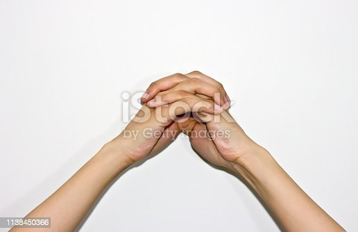 1035928092istockphoto Praying for the best 1138450366