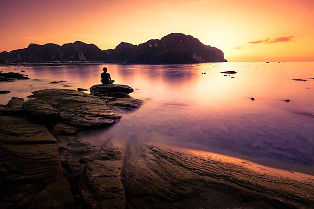 Beten am rock – Foto